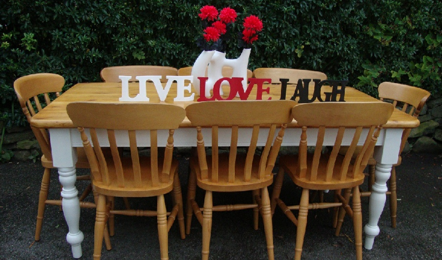 Reclaimed Farmhouse Pine Tables for sale : wp161a08170506 from www.reclaimedfarmhousetables.com size 900 x 529 jpeg 247kB